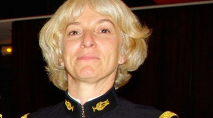Devenir Gendarme Lieutenante Colonelle Je Dirige L Orchestre De