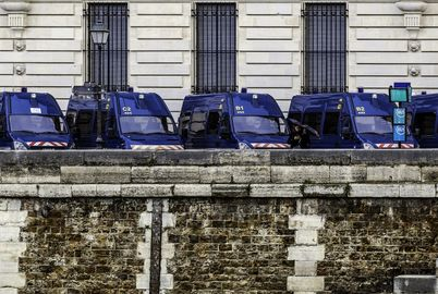 Police nationale (Quai des Orfèvres)