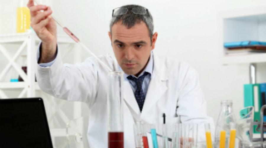 Fiche metier chercheur en chimie
