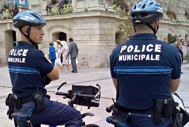 Fiche metier gardien de police municipale