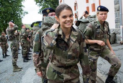 Travailler dans l'armée