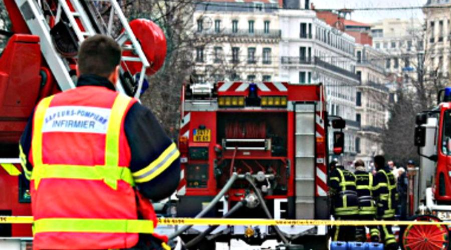infirmier de sapeurs-pompiers professionnels