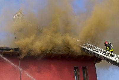 Sapeur-pompier - incendie